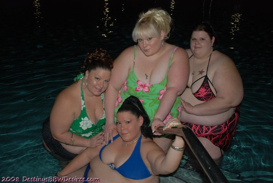 Destiny and her friends